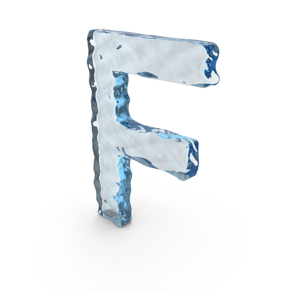 Water Letter F PNG & PSD Images