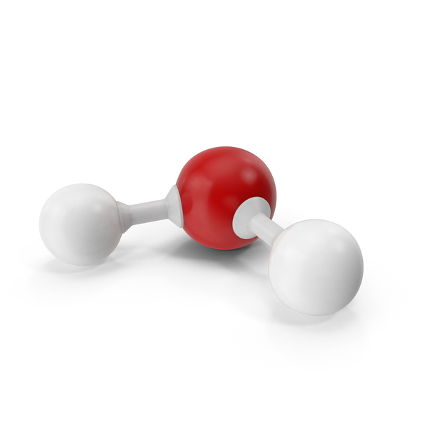 Water Molecule Object