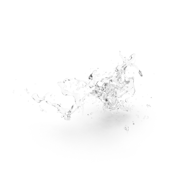 Water Splash Effect PNG & PSD Images
