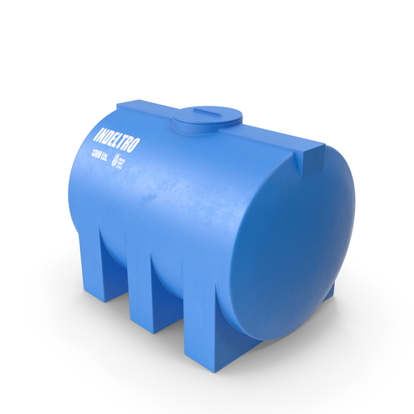 Water Storage Tank 1300L PNG & PSD Images