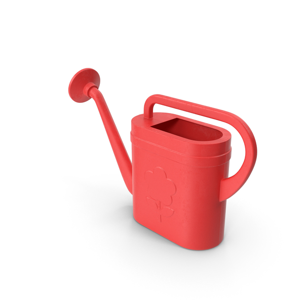 Watering Can for Flowers PNG & PSD Images
