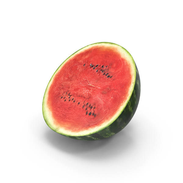 Watermelon Half PNG & PSD Images