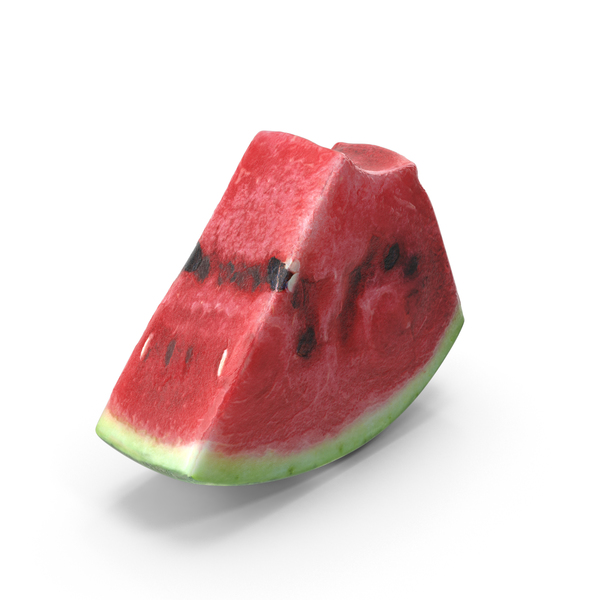 Watermelon Slice Bit PNG & PSD Images