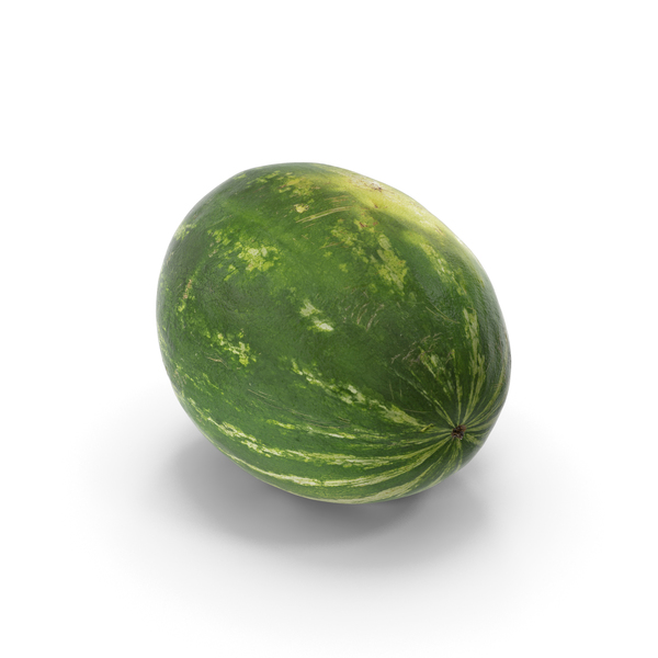 Watermelon Whole Realistic PNG & PSD Images