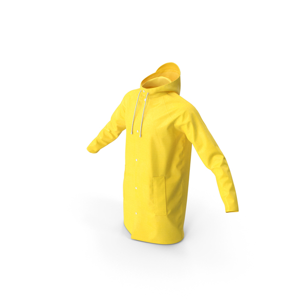 Waterproof Outdoor Raincoat PNG & PSD Images