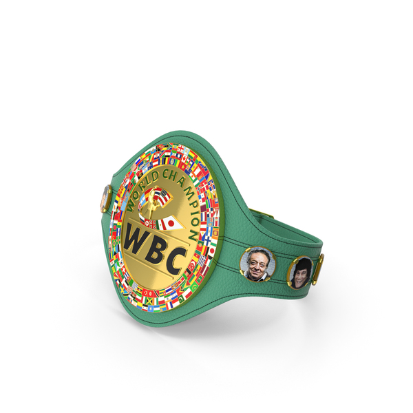 WBC Champion Belt PNG & PSD Images