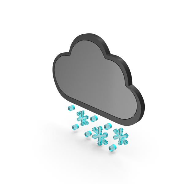 Weather Icon Snowstorm PNG & PSD Images