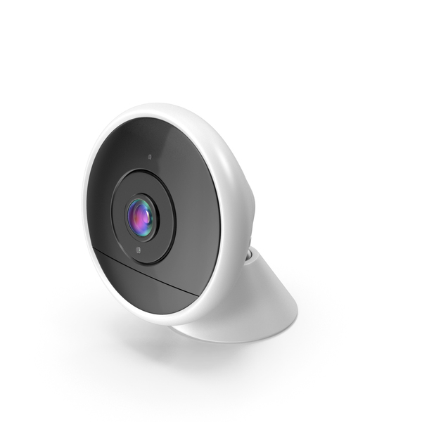 Weatherproof Wired Security Camera PNG & PSD Images