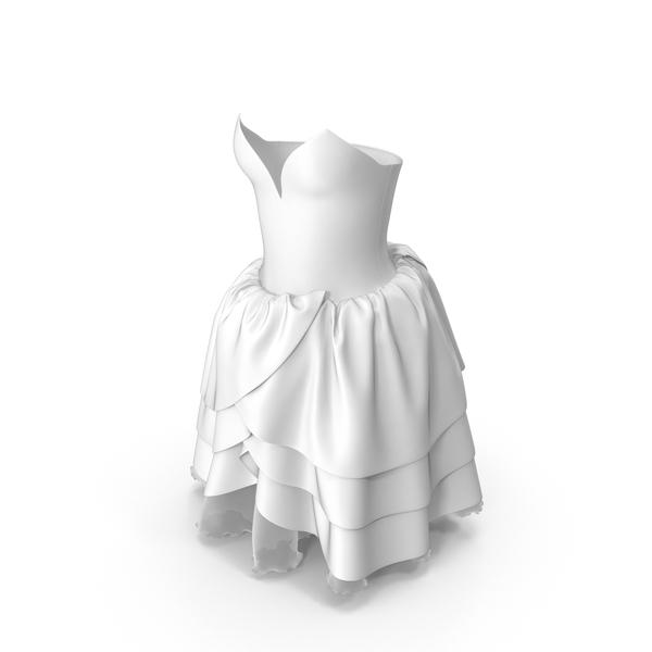 Wedding Dress PNG & PSD Images