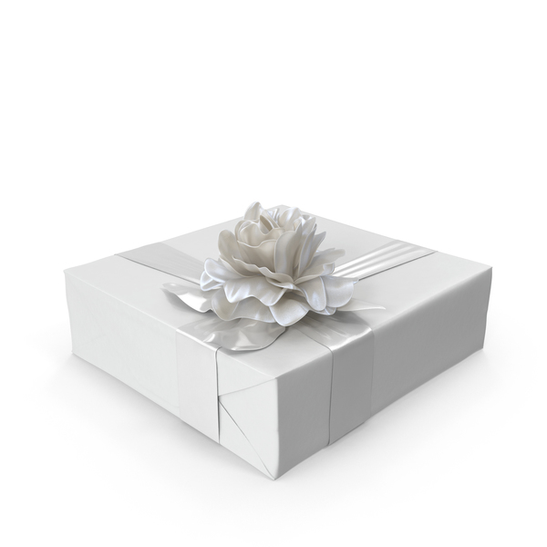 Gift Box: Wedding Present PNG & PSD Images