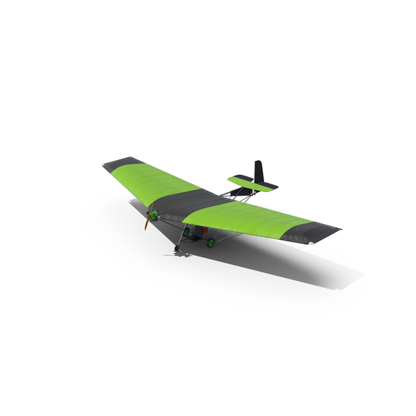 Light Airplane: Weedhopper PNG & PSD Images