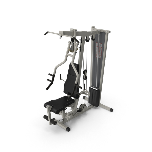 Weight Machine Object