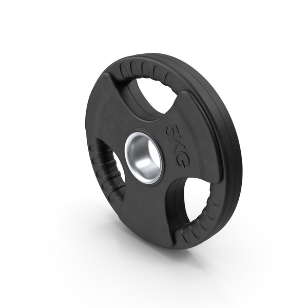 Weight Plate 5 Kg PNG & PSD Images