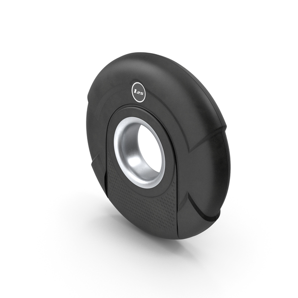 Weight Plate R 1.25 Kg PNG & PSD Images