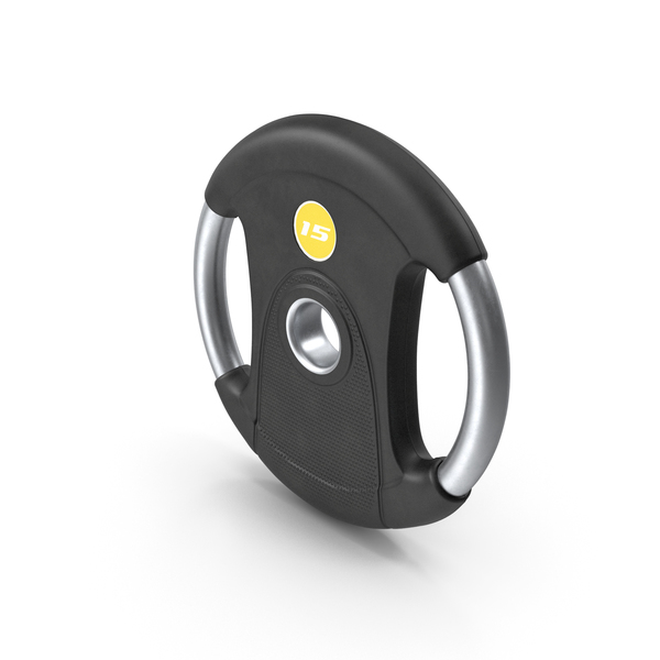 Weight Plate R 15 Kg PNG & PSD Images