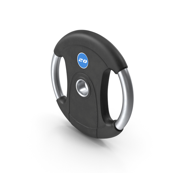 Weight Plate R 20 Kg PNG & PSD Images