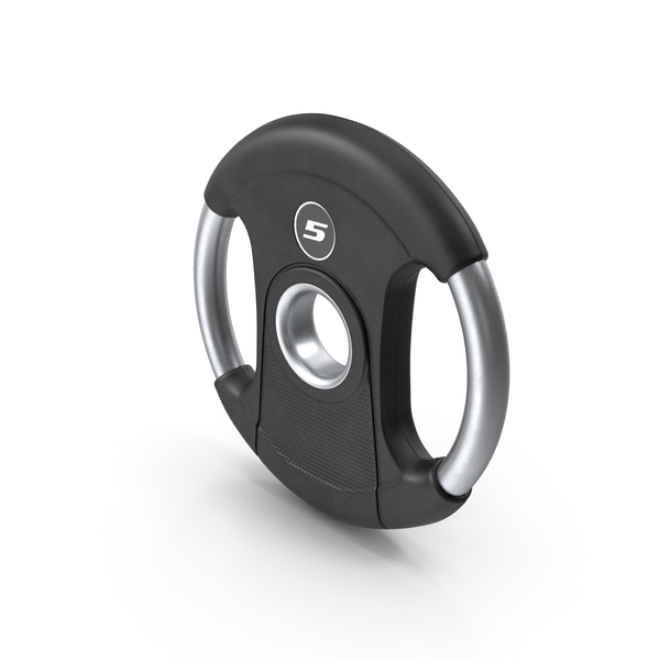 Weight Plate R 5 Kg PNG & PSD Images