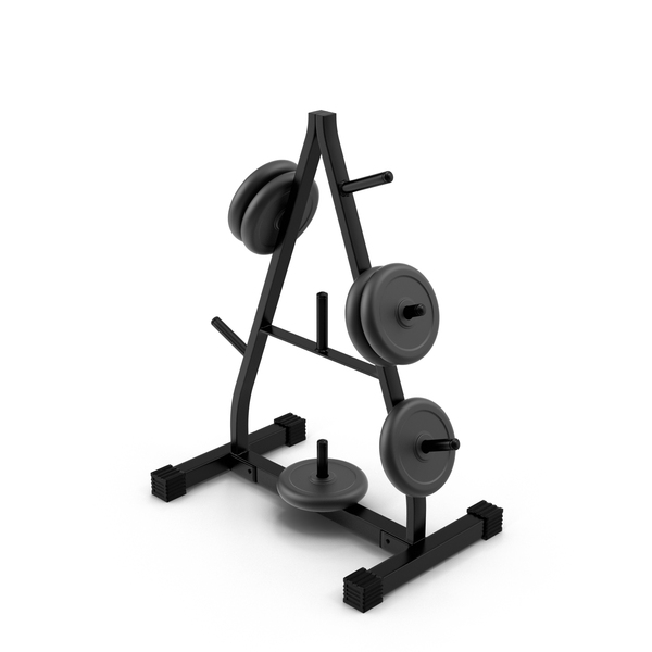 Weight Plate Tree Object