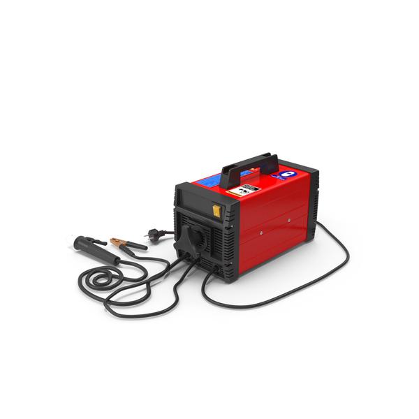 Arc Welder: Welding Machine Red PNG & PSD Images
