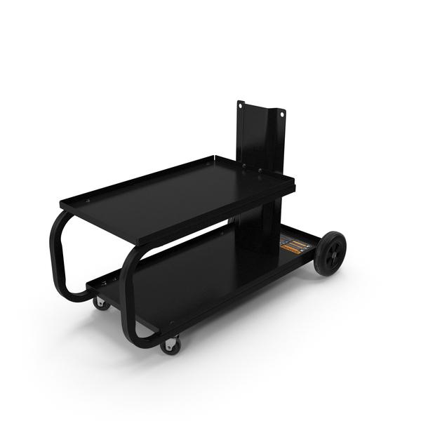 Welding Welder Cart PNG & PSD Images