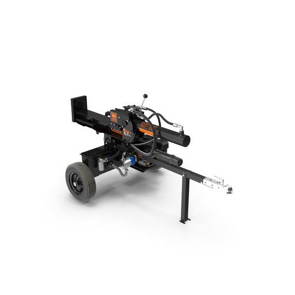 WEN 56230 Lumberjack Gas Powered Log Splitter PNG & PSD Images