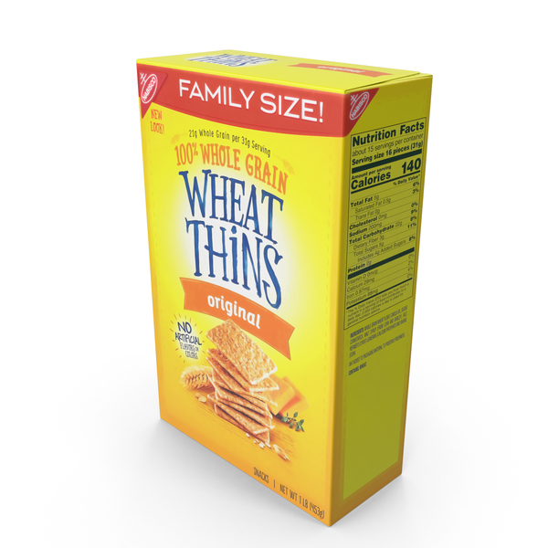 Wheat Thins Original PNG & PSD Images