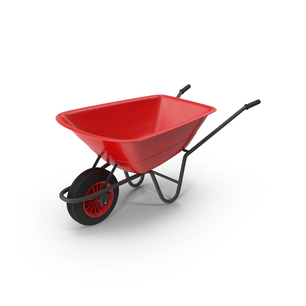 Wheel Barrow PNG & PSD Images