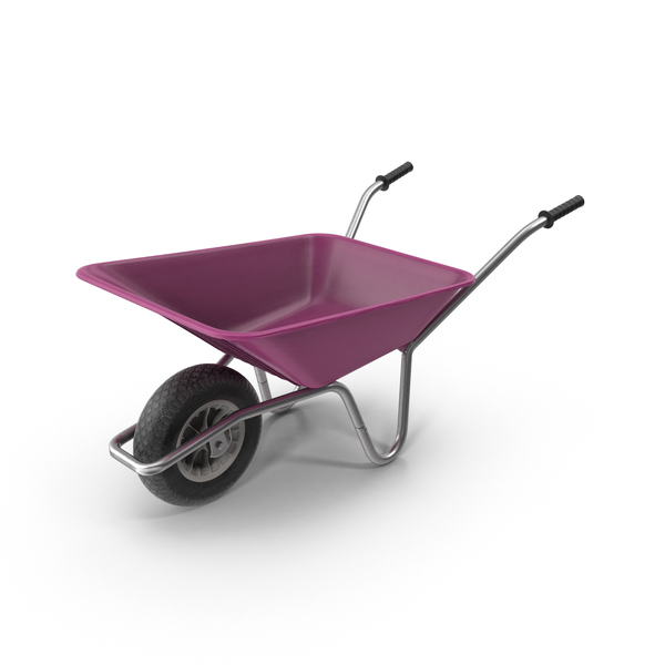Wheelbarrow PNG & PSD Images