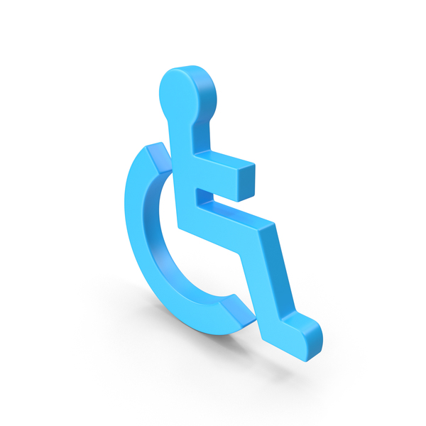 Wheelchair Web Icon PNG & PSD Images