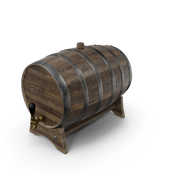 Whiskey Barrel PNG & PSD Images