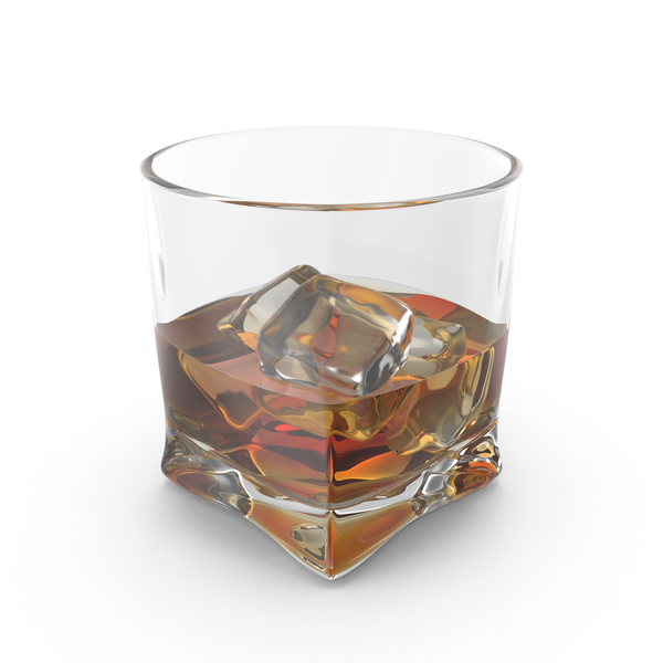 Whiskey Glass Object