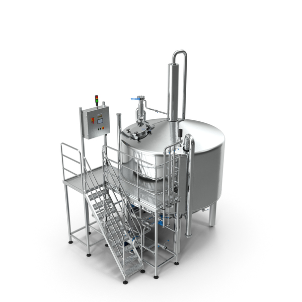 Whiskey Production Plant PNG & PSD Images