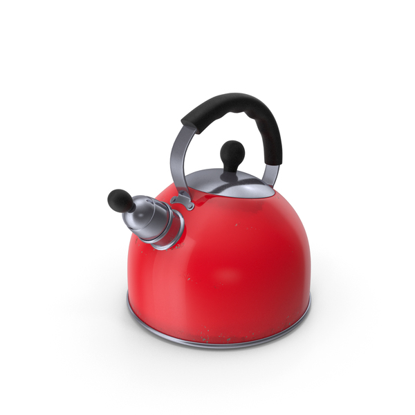Whistling Kettle PNG & PSD Images