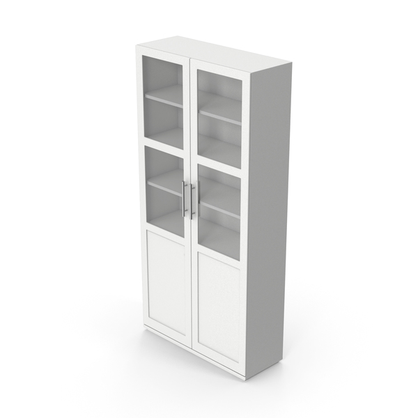 White Cabinet PNG & PSD Images
