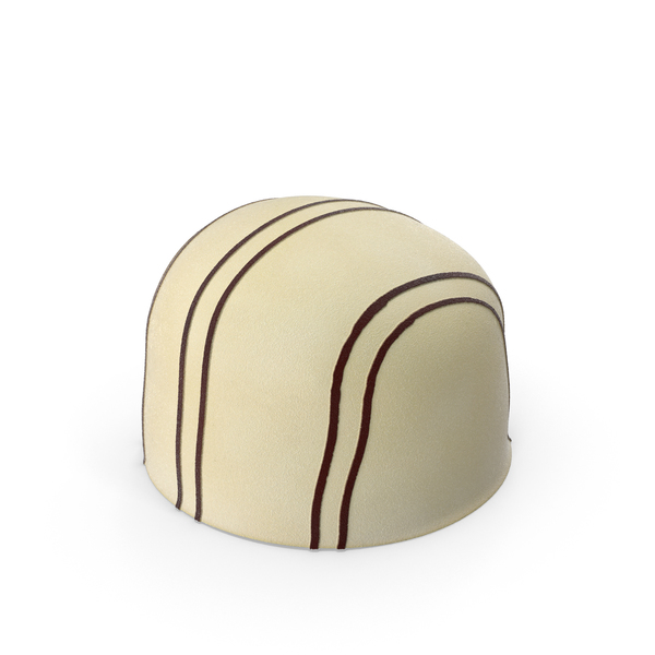 White Chocolate Bonbon PNG & PSD Images