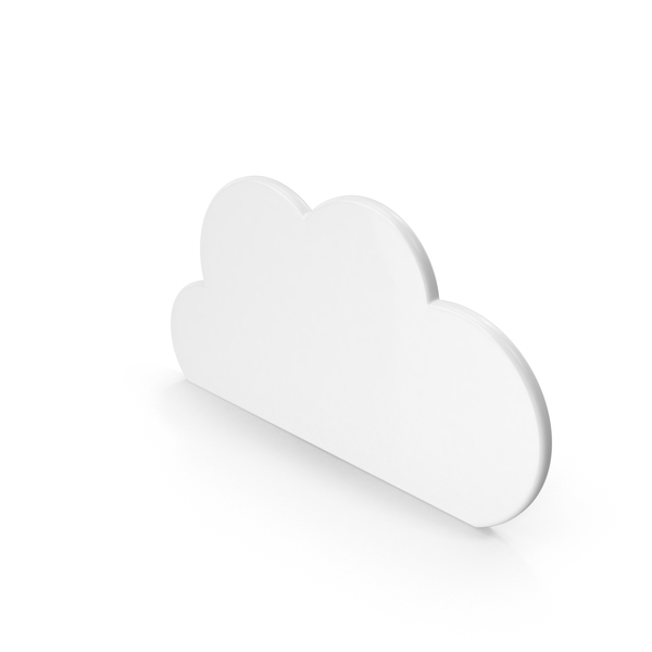 Cartoon: White Cloud PNG & PSD Images