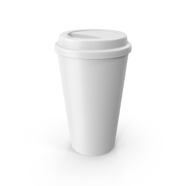 White Coffee Cup PNG & PSD Images
