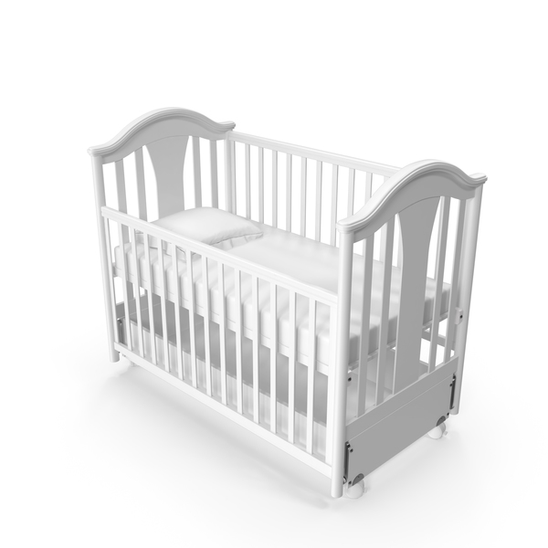 White Crib PNG & PSD Images