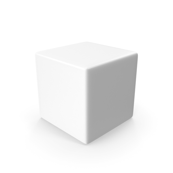 White Cube PNG & PSD Images
