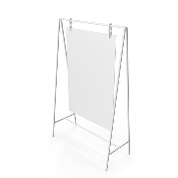 White Display Stand PNG & PSD Images