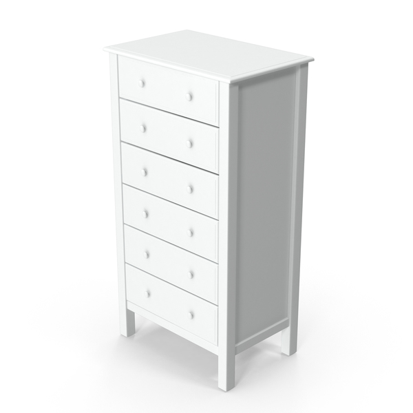 White Dresser PNG & PSD Images
