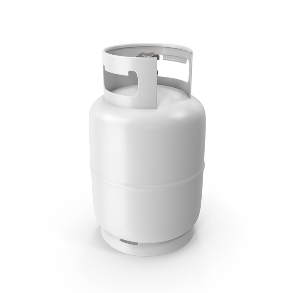 White Gas Tank PNG & PSD Images