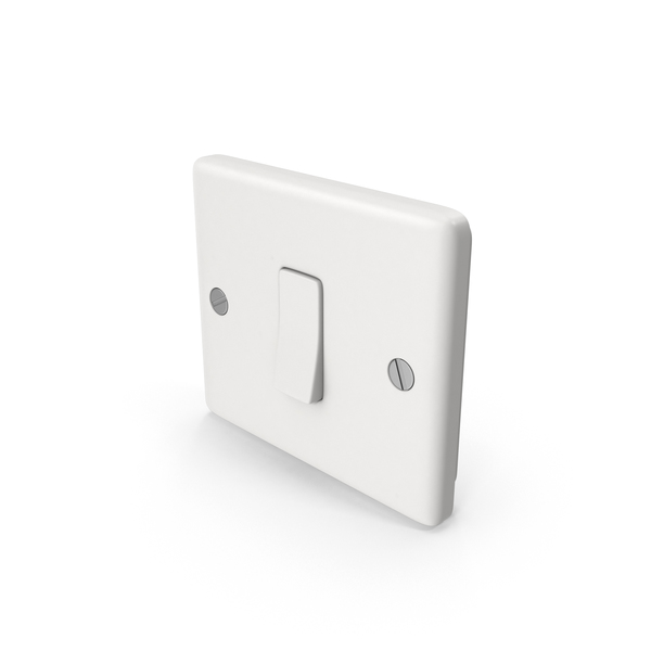 White Light Switch PNG & PSD Images