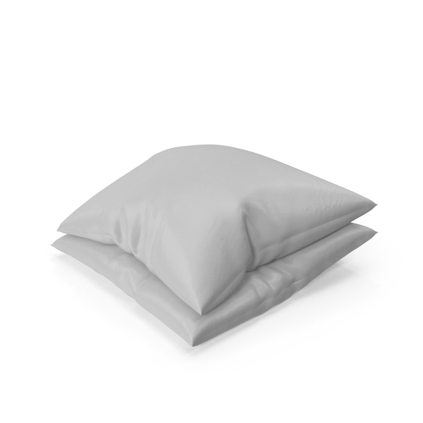 White Pillows PNG & PSD Images