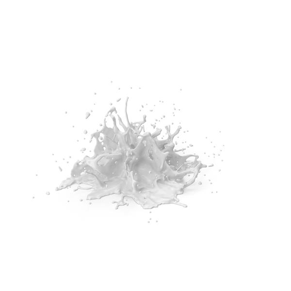 White Splash PNG & PSD Images