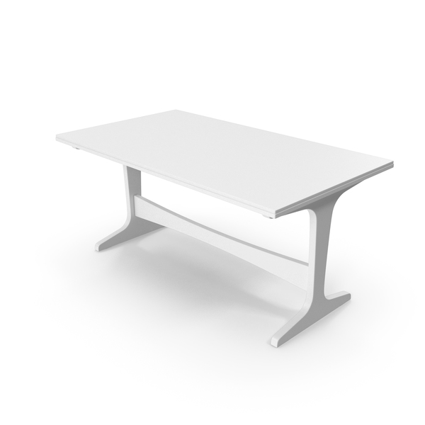 Desk: White Table PNG & PSD Images