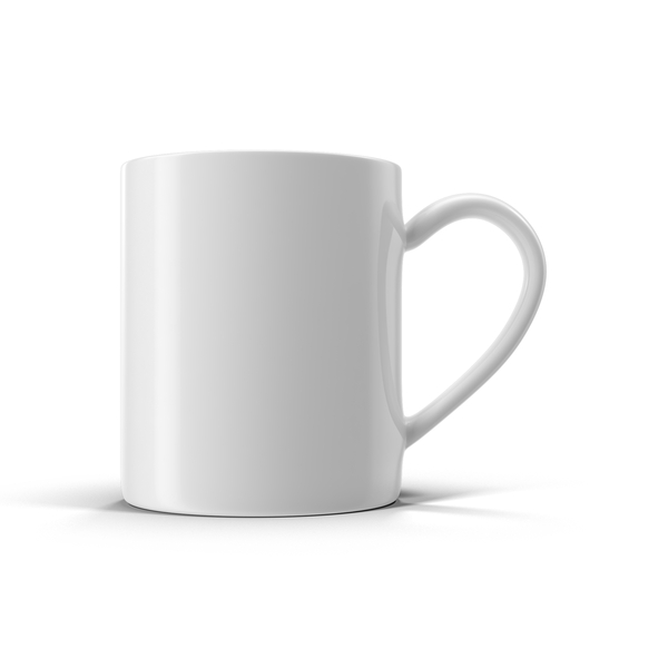 Coffee: White Tea Cup PNG & PSD Images