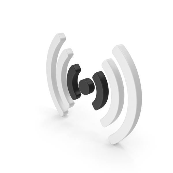 Wi-Fi Duo Symbol Low PNG & PSD Images