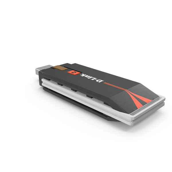 External Hard Drive: WiFi Adapter D-Link PNG & PSD Images