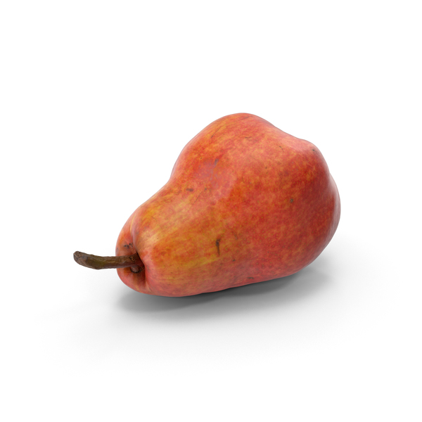 William Pear Red PNG & PSD Images